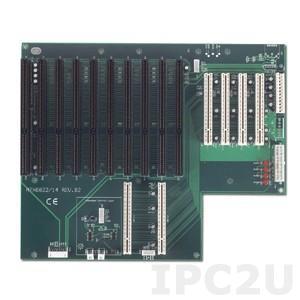 ATX6022/14 Объединительная плата PICMG 14 слотов с 1xPICMG/9xISA/4xPCI