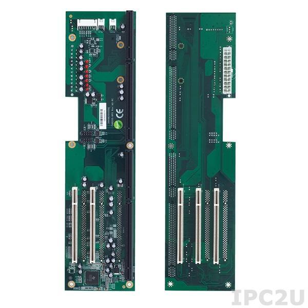 FAB205-6P5-RC Объединительная плата PICMG 1.3, 6 слотов, 1xPICMG 1.3, 5xPCI