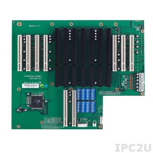 ATX6022/14GP7 Объединительная плата PICMG 14 слотов с 1xPICMG/6xISA/7xPCI