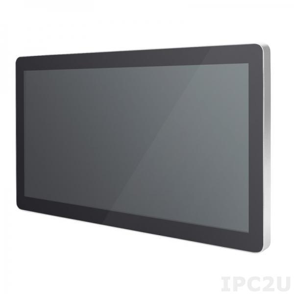"""ITC210WM Модульный корпус панельного компьютера с 21.5"""" FHD TFT LCD дисплеем, проекционно-емк. сенсорный экран, для установки процессорной платы Intel SDM, адаптер питания AC-DC 65Вт"""