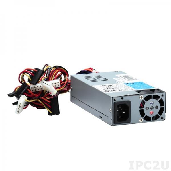 PS200-1U 1U источник питания Flex ATX переменного тока, вход 90...264В, 250Вт, с кабелем
