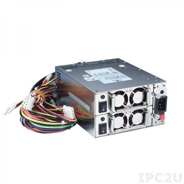 PS300-HRP Резервируемый Mini Redundant источник питания ATX переменного тока, вход 90...264В, 300Вт