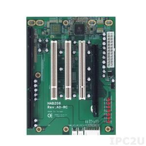 HAB206-5P3-RC