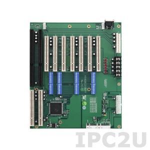 ATX6022/8GP7 Объединительная плата PICMG 8 слотов с 1xPICMG/7xPCI